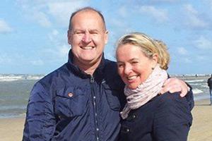 Gerson en Renate de Vries